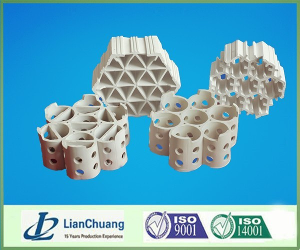 Ceramic Connecting Rings Packing
