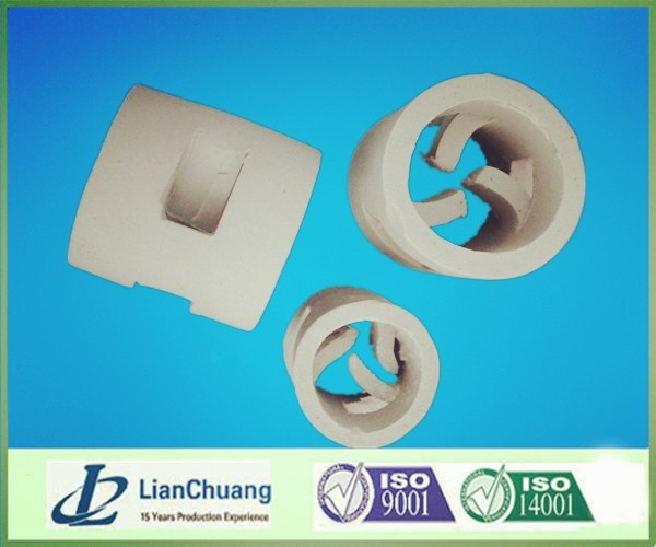 Ceramic Pall Ring Packings